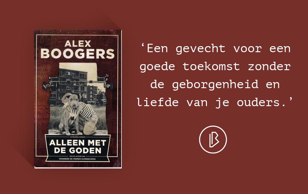 Recensie: Alex Boogers – Alleen met de goden