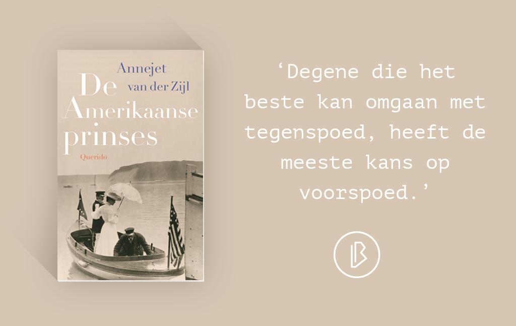 Recensie: Annejet van der Zijl – De Amerikaanse prinses