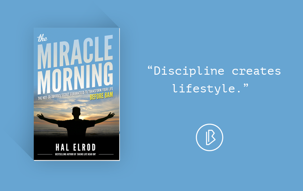 Recensie: Hal Elrod – The Miracle Morning