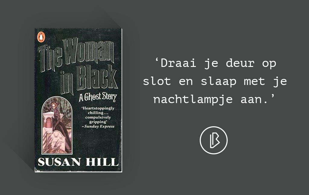 Recensie: Susan Hill – The Woman in Black