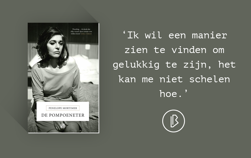 Recensie: Penelope Mortimer – De pompoeneter