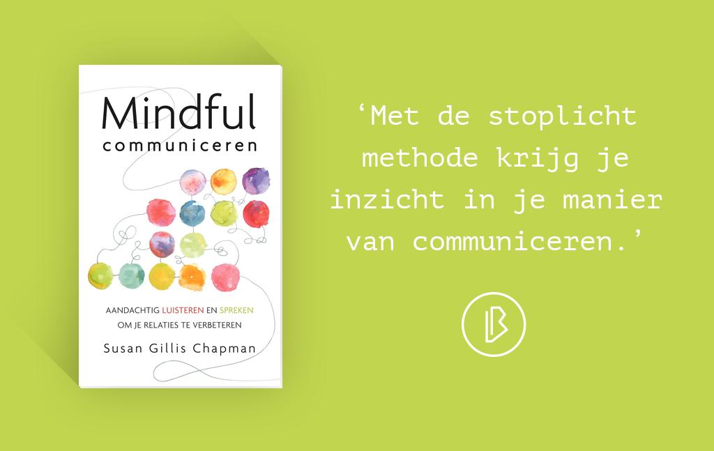 Recensie: Susan Gillis Chapman – Mindful communiceren