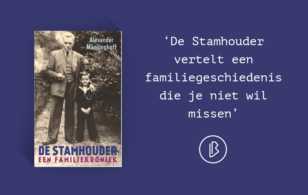 Gastrecensie: Alexander Münninghoff – De stamhouder