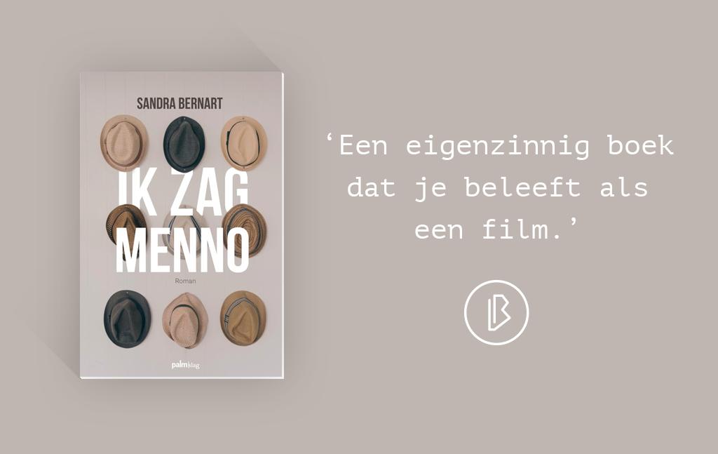 Recensie: Sandra Bernart – Ik zag Menno