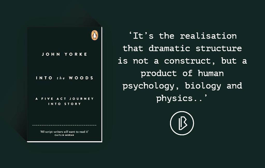 Recensie: John Yorke – Into The Woods