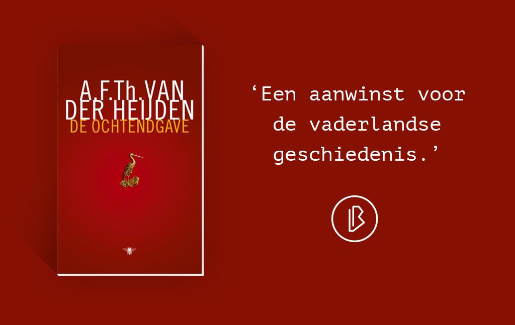 Recensie: A.F.Th. van der Heijden – De ochtendgave