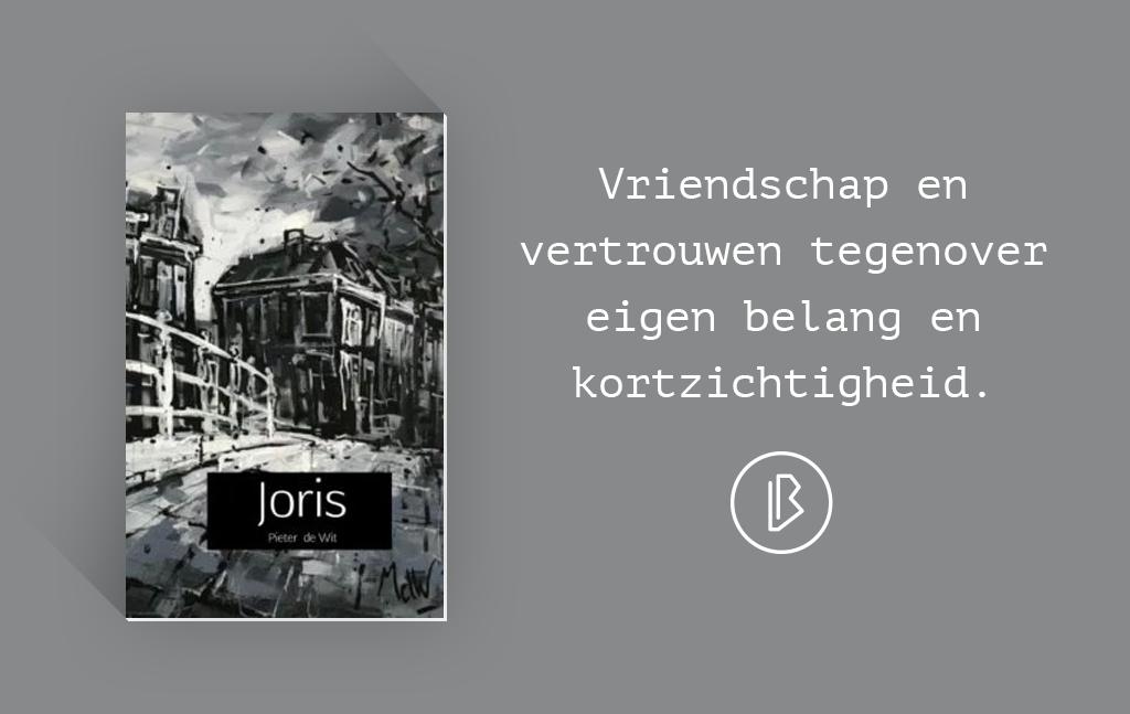 Recensie: Pieter de Wit – Joris