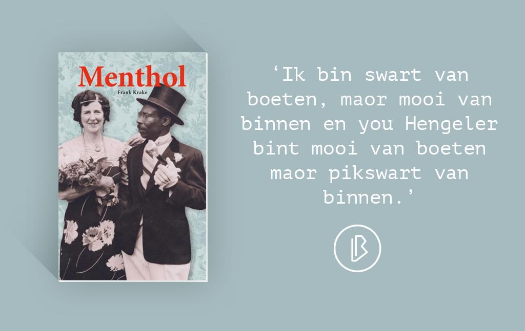 Recensie: Frank Krake – Menthol