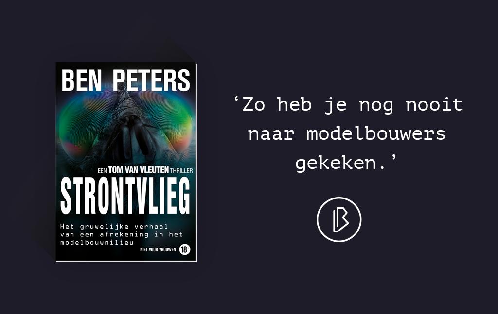 Recensie: Ben Peters – Strontvlieg