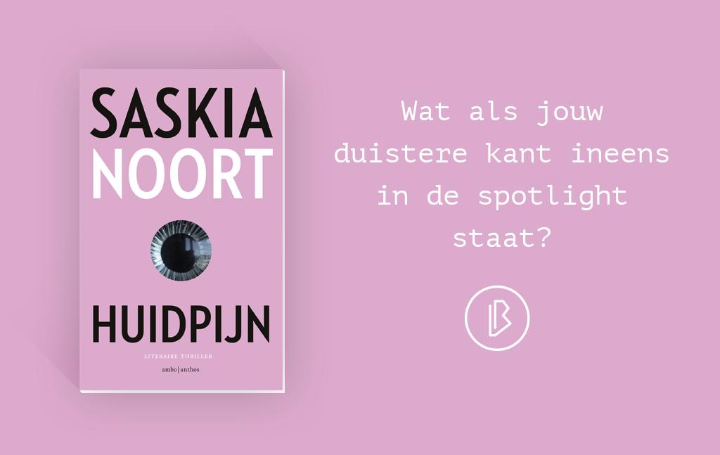 Recensie: Saskia Noort – Huidpijn