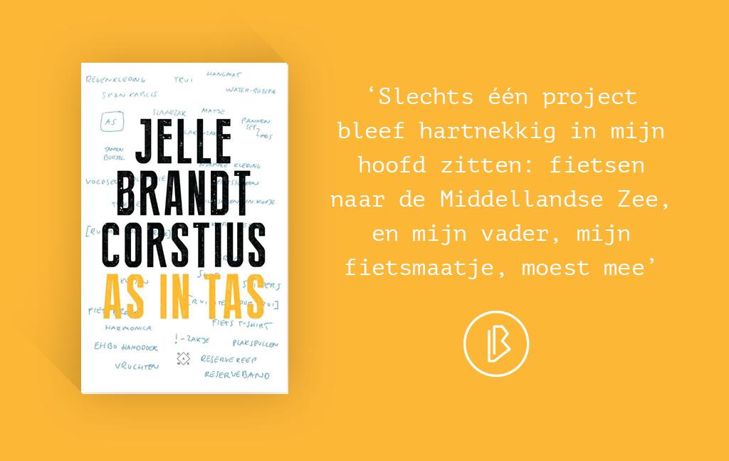 Recensie: Jelle Brandt Corstius – As in tas