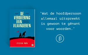 Recensie: Stefan Popa – De verovering van Vlaanderen