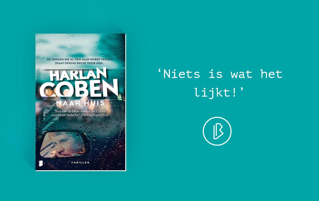 Recensie: Harlan Coben – Naar Huis