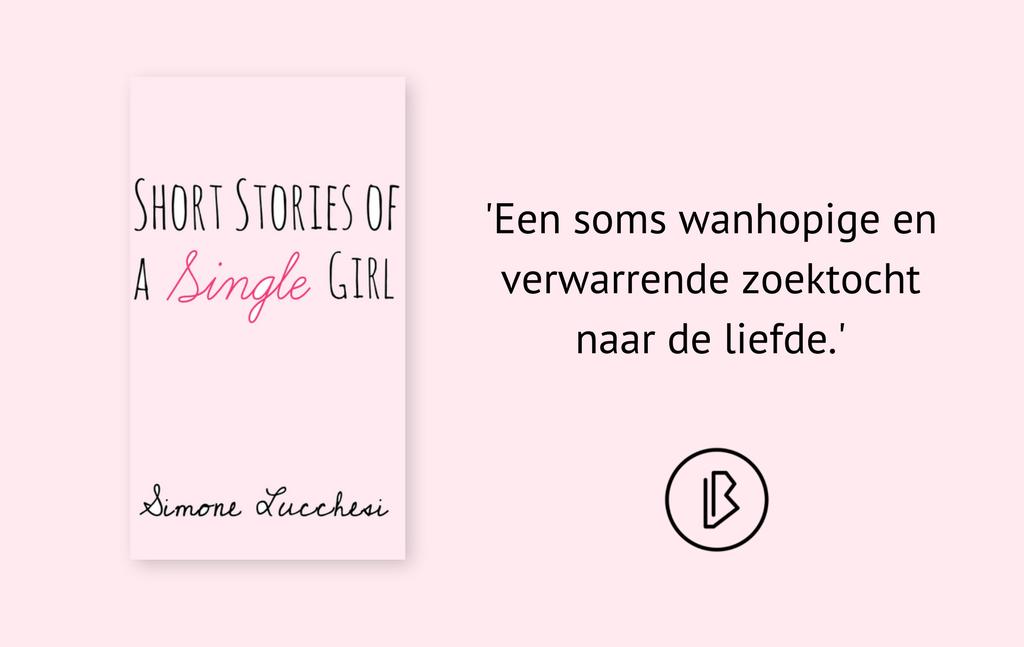 Recensie: Simone Lucchesi – Short stories of a single girl