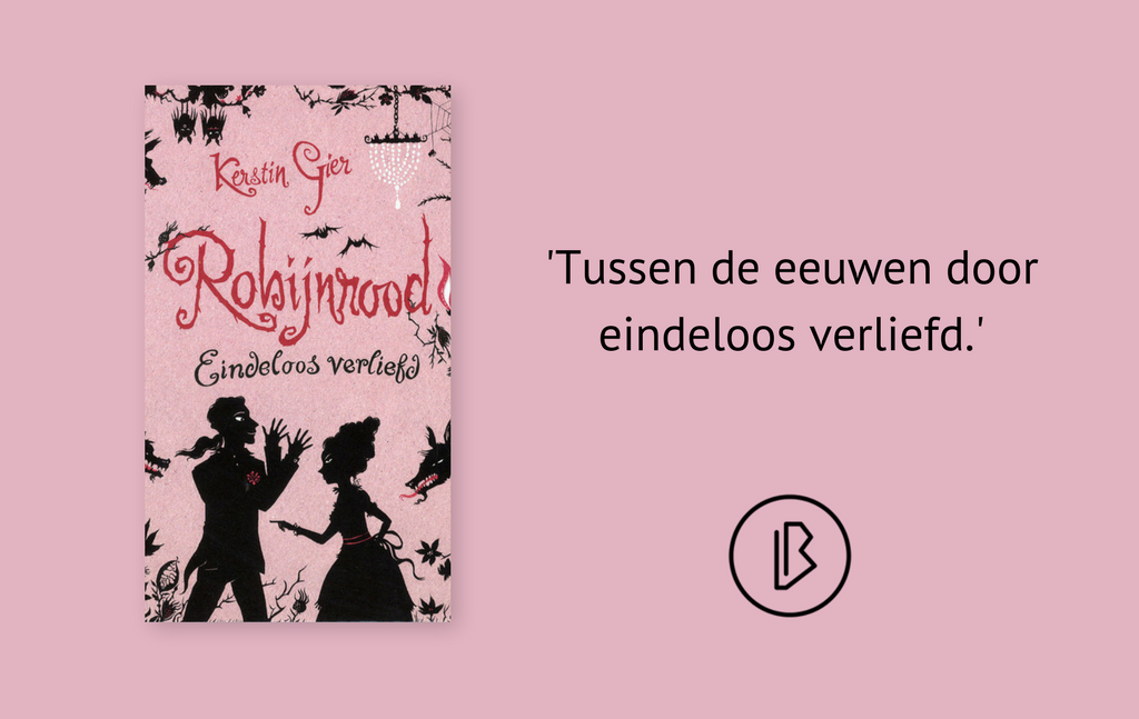 Recensie: Kerstin Gier – Robijnrood