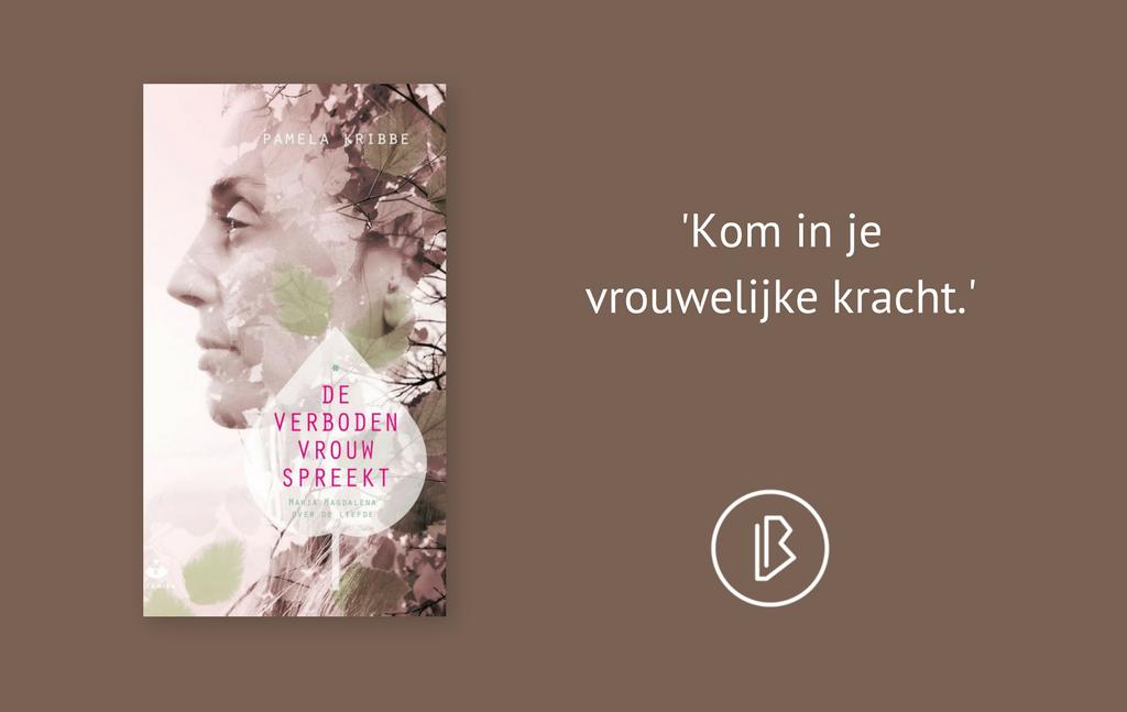 Recensie: Pamela Kribbe – De verboden vrouw spreekt