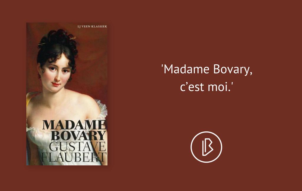 Gastrecensie: Gustave Flaubert – Madame Bovary