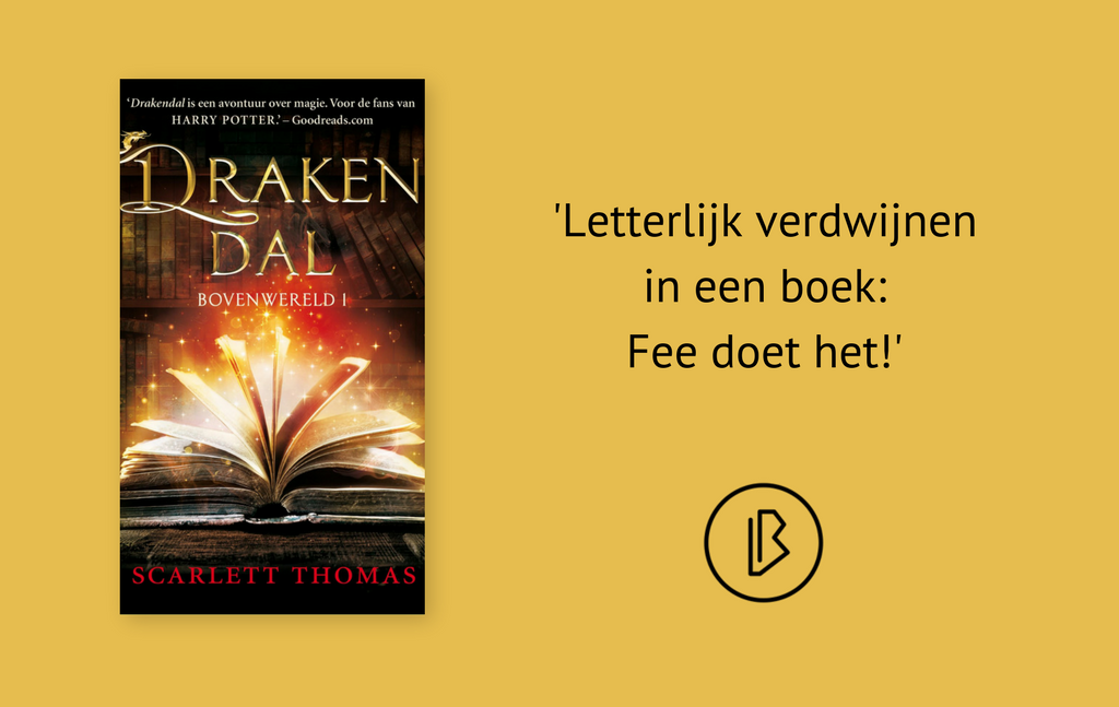 Recensie: Scarlett Thomas – Drakendal