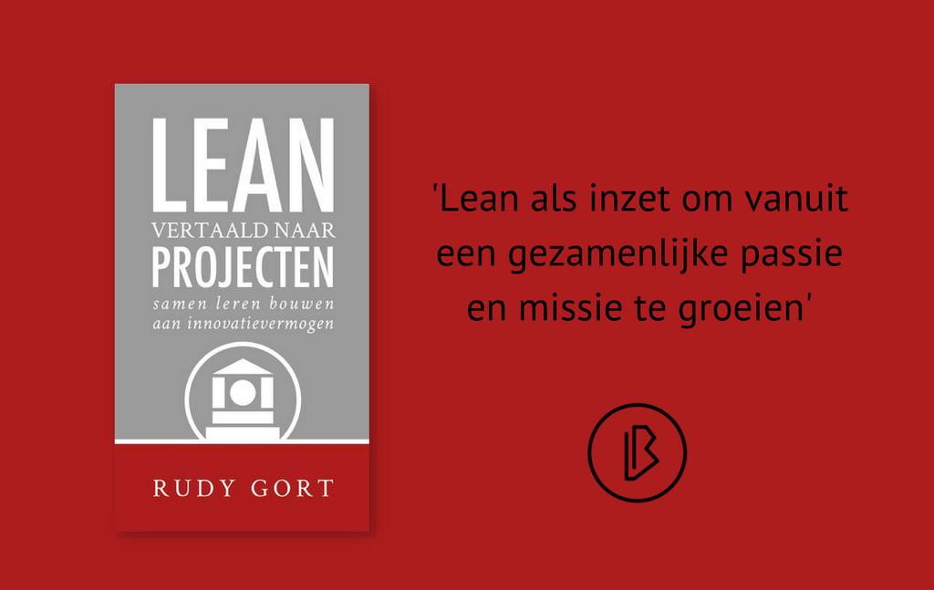 Recensie: Rudy Gort – Lean vertaald naar projecten