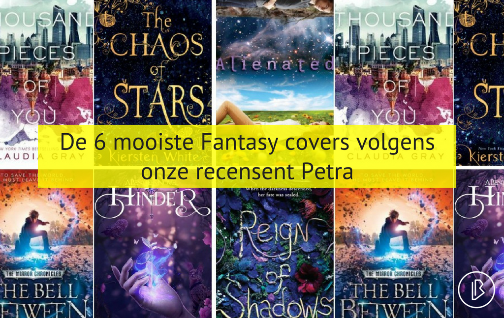 Blog: de 6 mooiste Fantasy Covers volgens onze recensent Petra