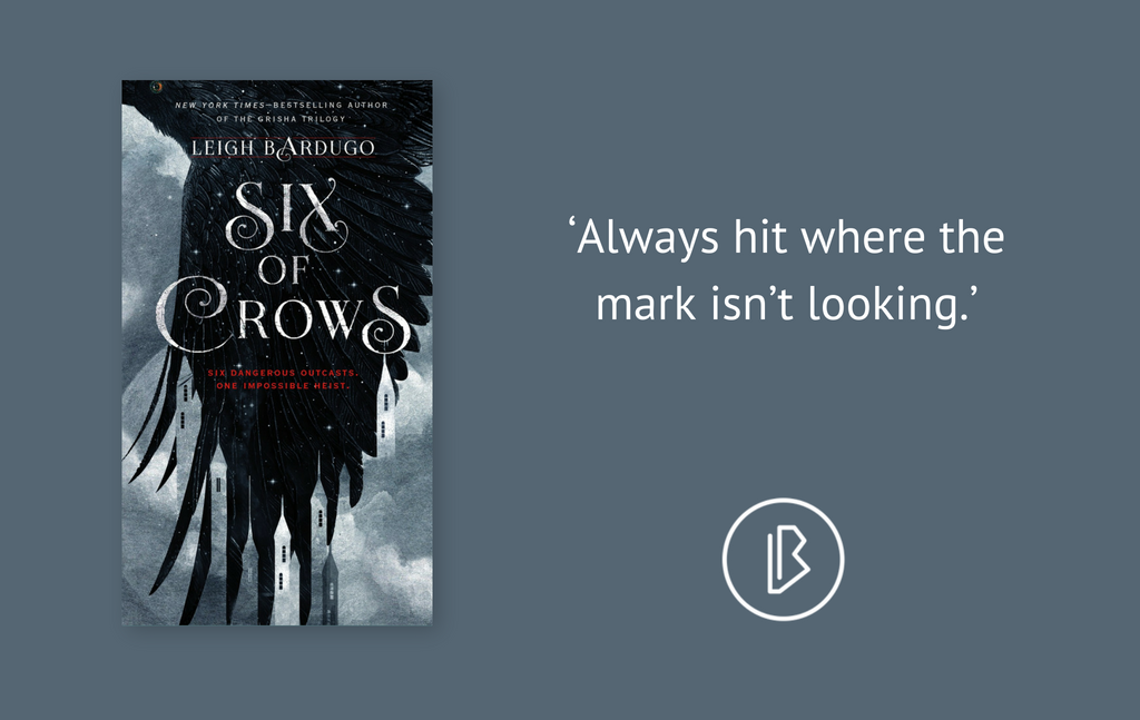 Recensie: Leigh Bardugo – Six of Crows