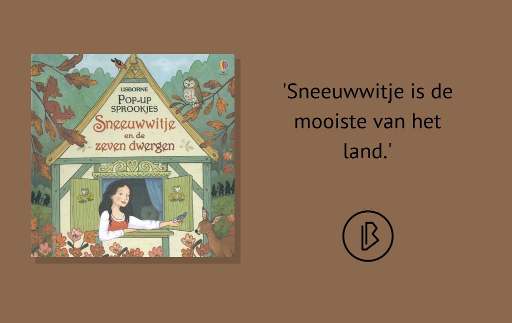 Recensie: Susanna Davidson – Pop-up Sprookjes Sneeuwwitje en de zeven dwergen
