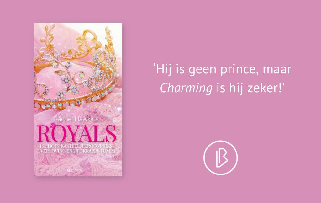 Recensie: Rachel Hawkins – Royals