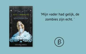 Recensie: Gena Showalter – Alice in Zombieland