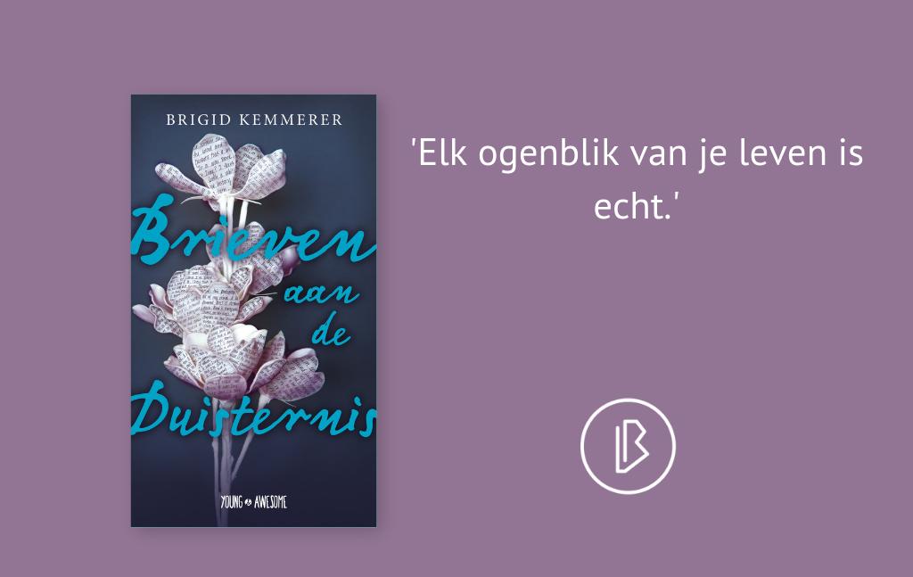 Recensie: Brigid Kemmerer – Brieven aan de duisternis