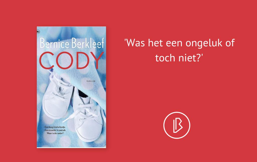 Recensie: Bernice Berkleef – Cody