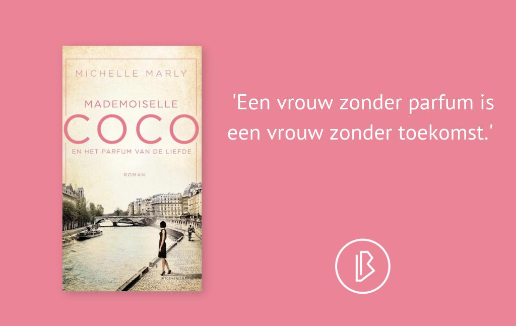 Recensie: Michelle Marie – Mademoiselle Coco en het parfum van de liefde