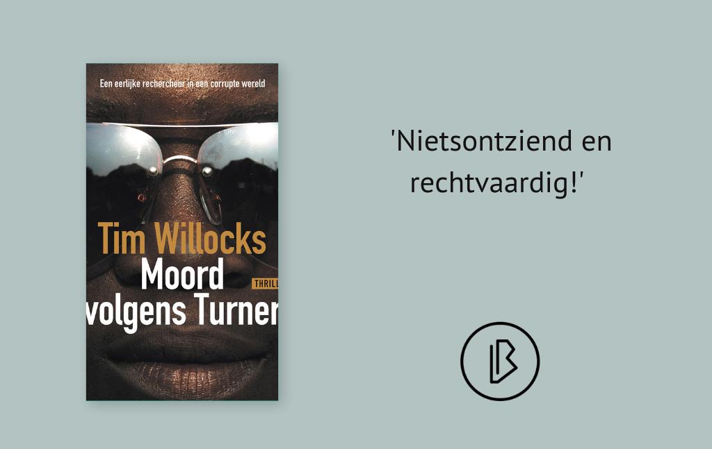 Recensie: Tim Willocks – Moord volgens Turner