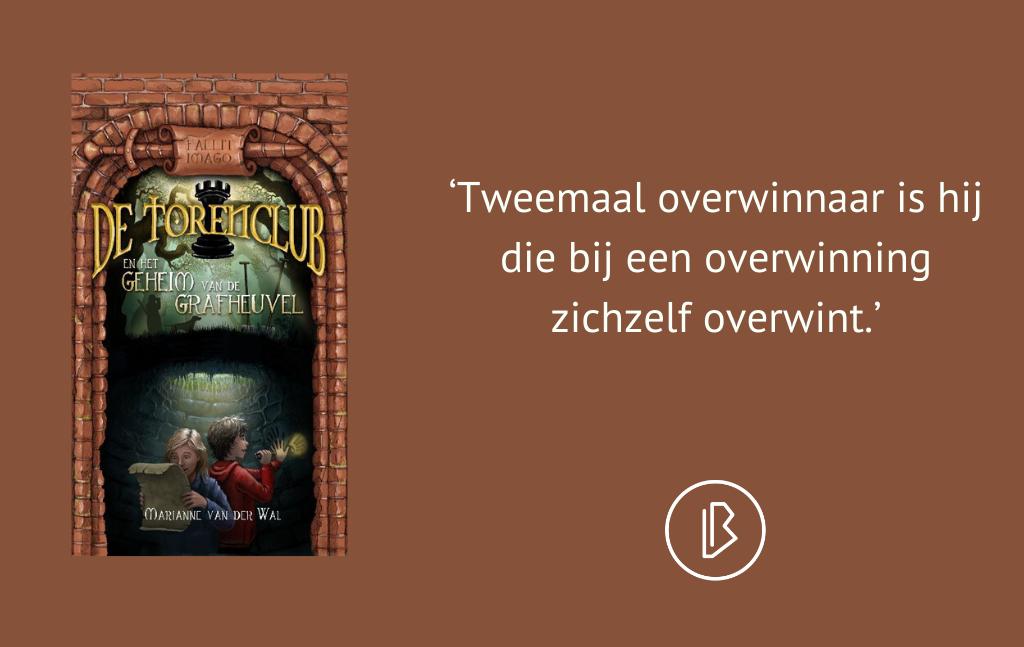 Recensie: Marianne van der Wal – De torenclub en het geheim van de grafheuvel