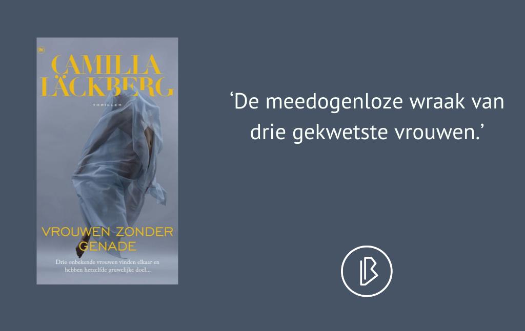 Recensie: Camilla Läckberg – Vrouwen zonder genade
