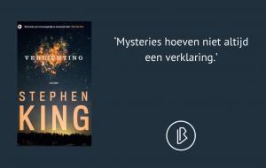 Recensie: Stephen King – Verlichting