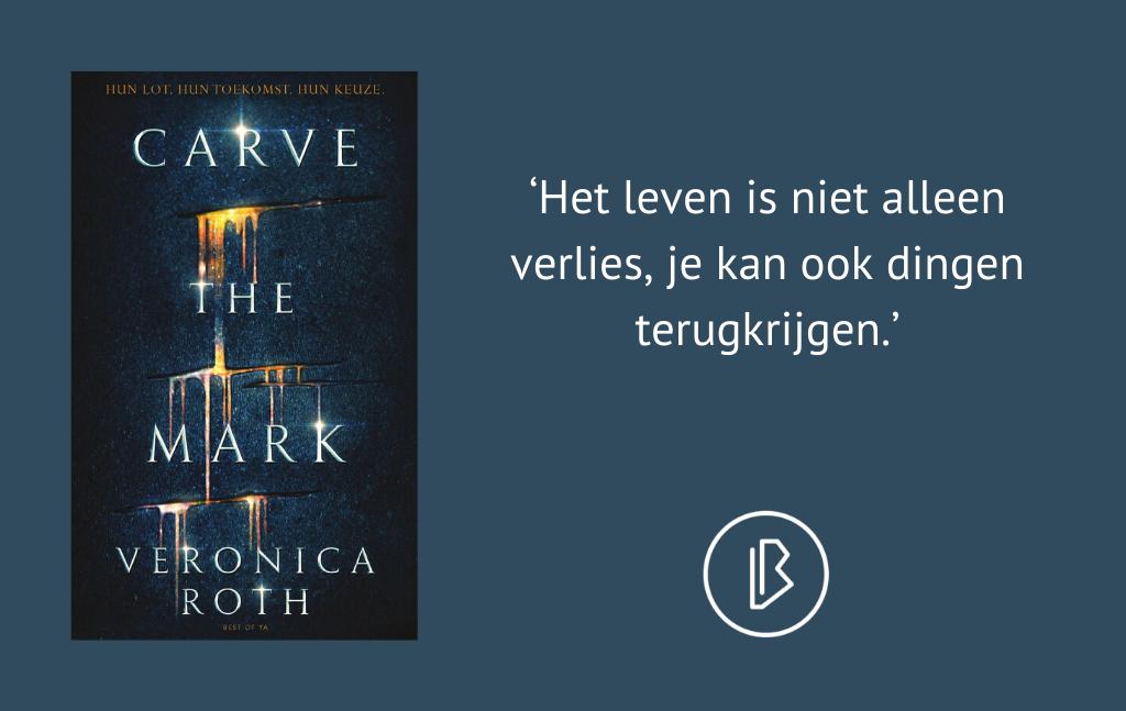 Recensie: Veronica Roth – Carve the mark 1 – Carve the mark