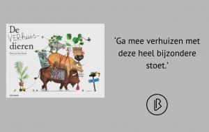 Recensie: Pieter van den Heuvel – De verhuisdieren