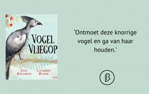 Recensie: Julia Donaldson – Vogel Vliegop