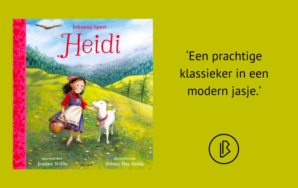 Recensie: Johanna Spyri – Heidi