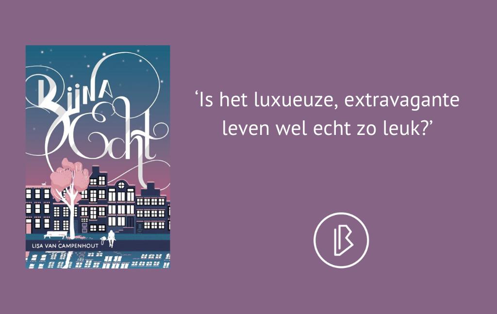 Recensie: Lisa van Campenhout – Bijna echt