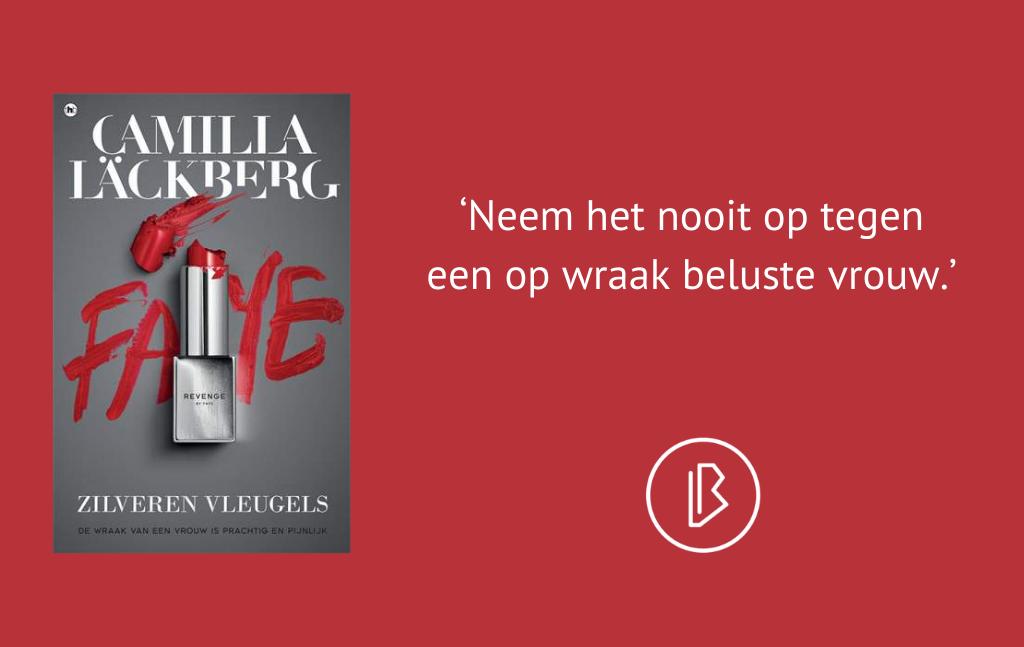Recensie: Camilla Läckberg – Zilveren vleugels