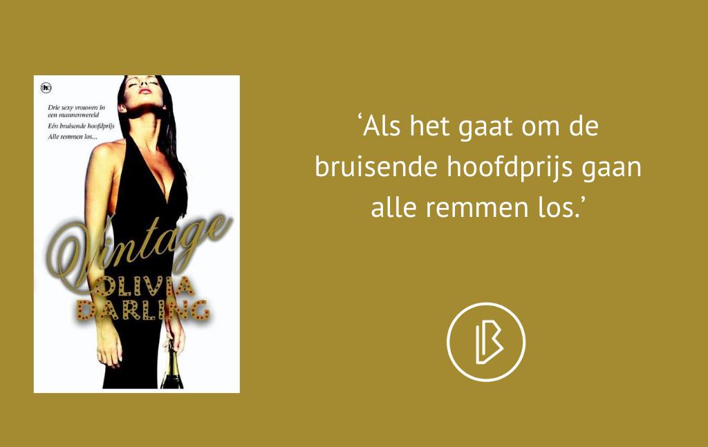 Recensie: Olivia Darling – Vintage