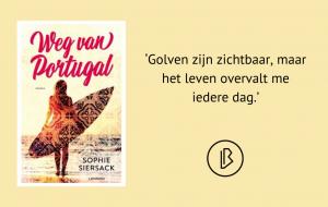 Recensie: Sophie Siersack – Weg van Portugal