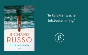 Recensie: Richard Russo – Er is een kans