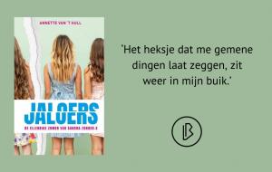 Recensie: Annette van 't Hull - Jaloers