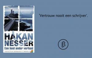 Recensie: Hakan Nasser – Een heel ander verhaal