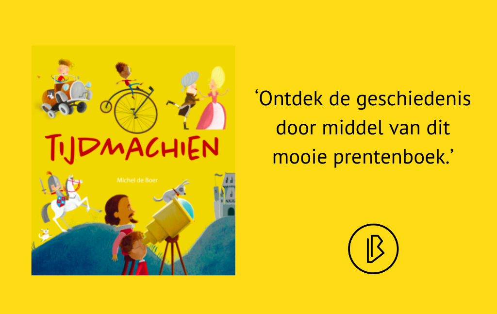Recensie: Michel de Boer – Tijdmachien