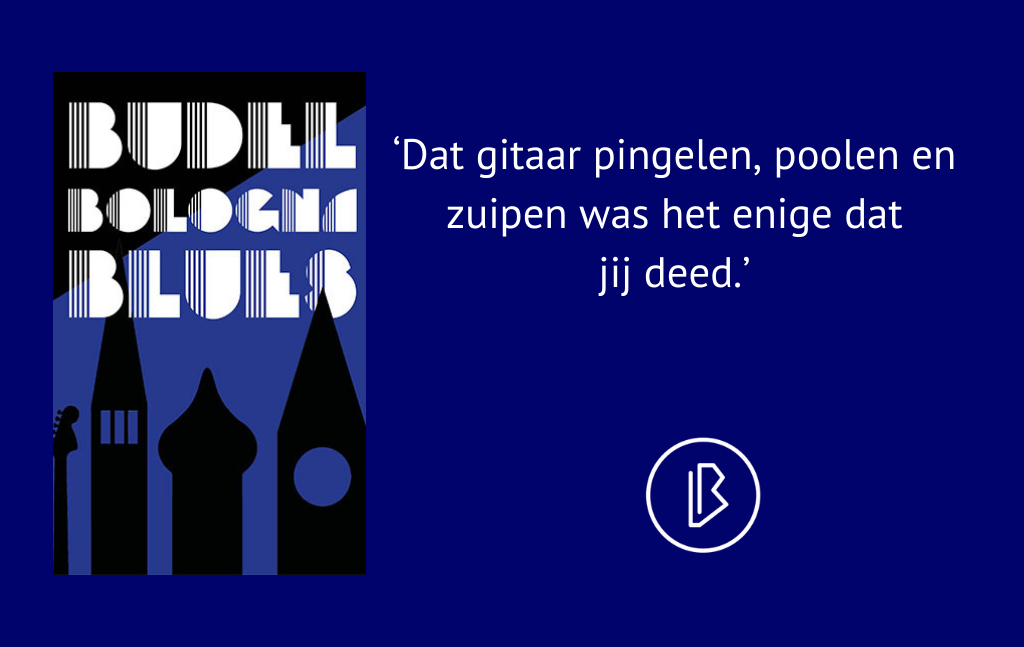 Recensie: Ruud Vonken – Budel Bologna Blues