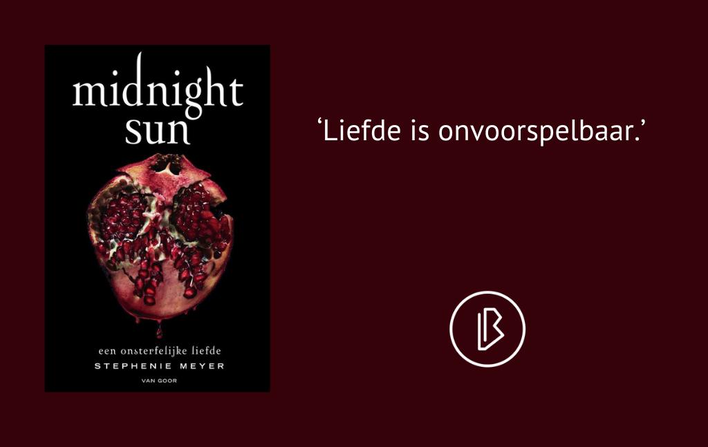 Recensie: Stephenie Meyer – Midnight sun
