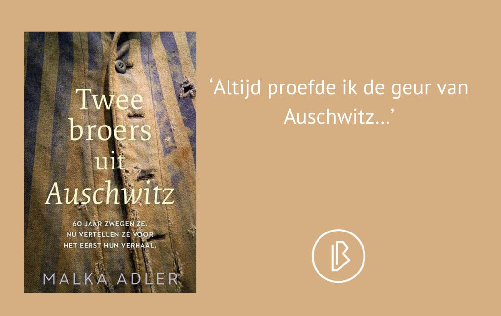 Recensie: Malka Adlers – Twee broers uit Auschwitz